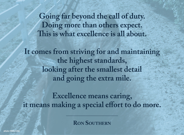Ron Southern quote