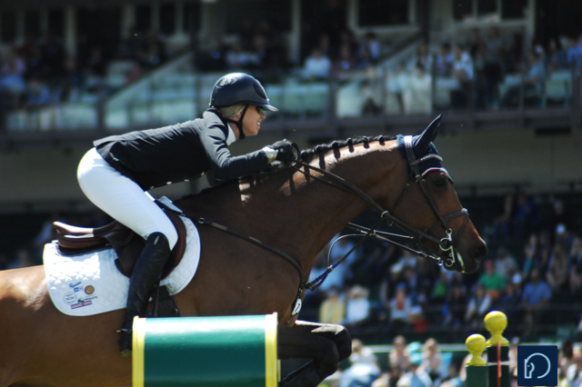 Develop Your Horse's Eye for Distances with Amy Millar