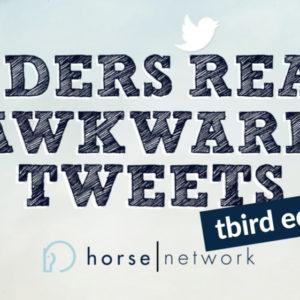 awkward tweets