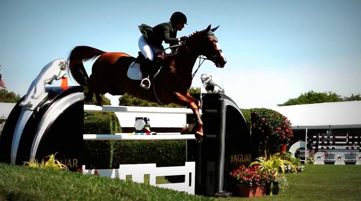 This Hampton Classic Isn't Just a Horse Show. It's a Feast for the Eyes.