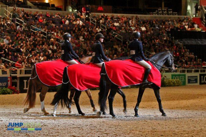 Equitation Finals Top 3. (©Jump Media Photography)