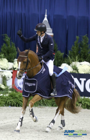 Harrie Smolders and Emerald win.(©Jump Media Photography)