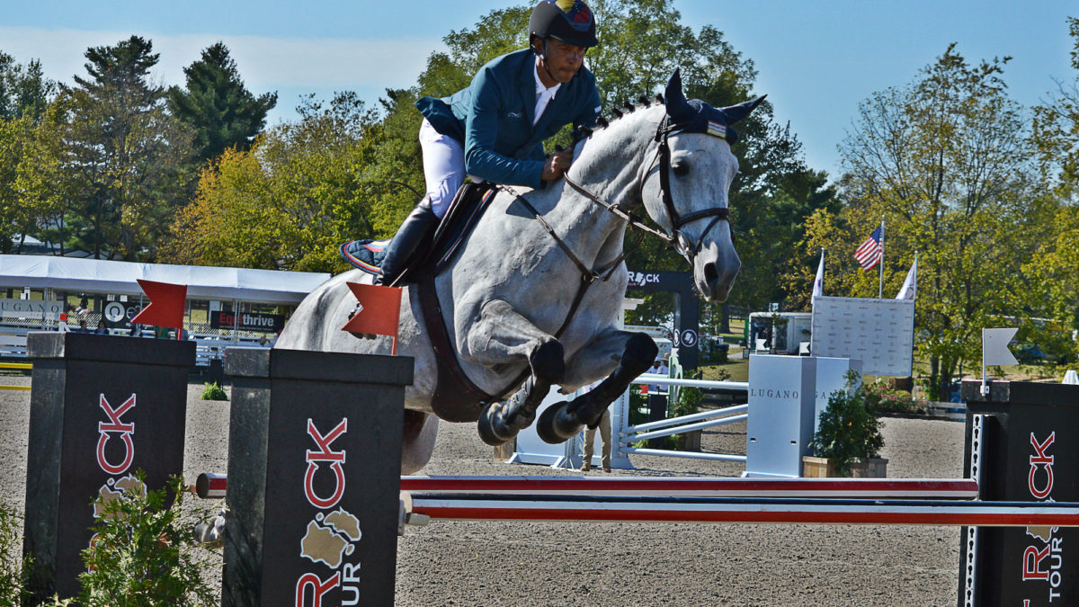 LIVE VIDEO: Lexington International CSI3* Presented By Split Rock Jumping Tour