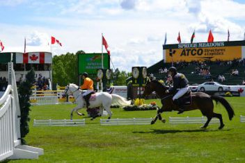 Jewel at Spruce Meadows