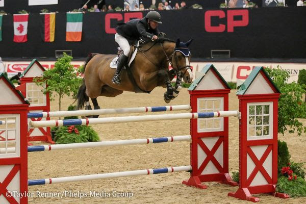 Charlie Jacobs and Cassinja S (©Taylor Renner/Phelps Media Group)
