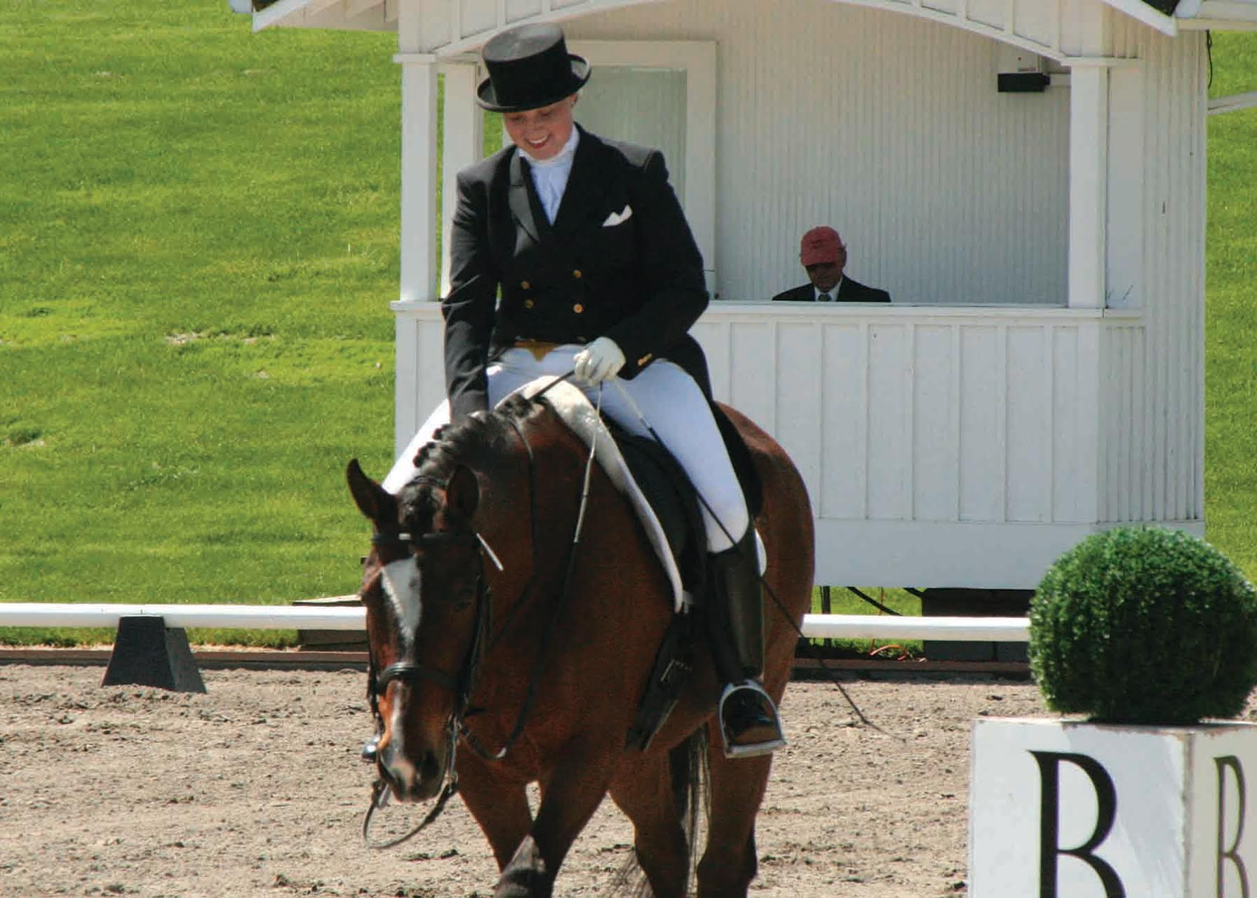 Tiffany Busch and Forest (Photo by Tiffany Busch Photography)