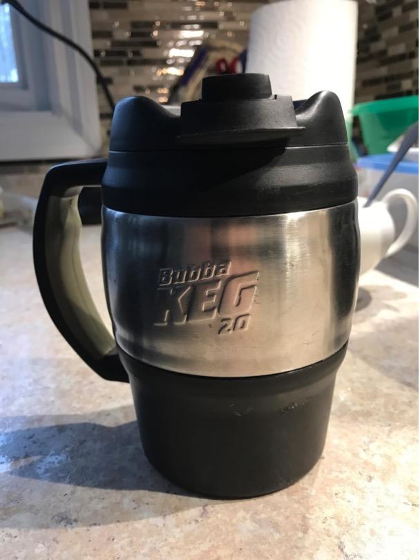 Is it a mug? Or a mini keg? You decide.