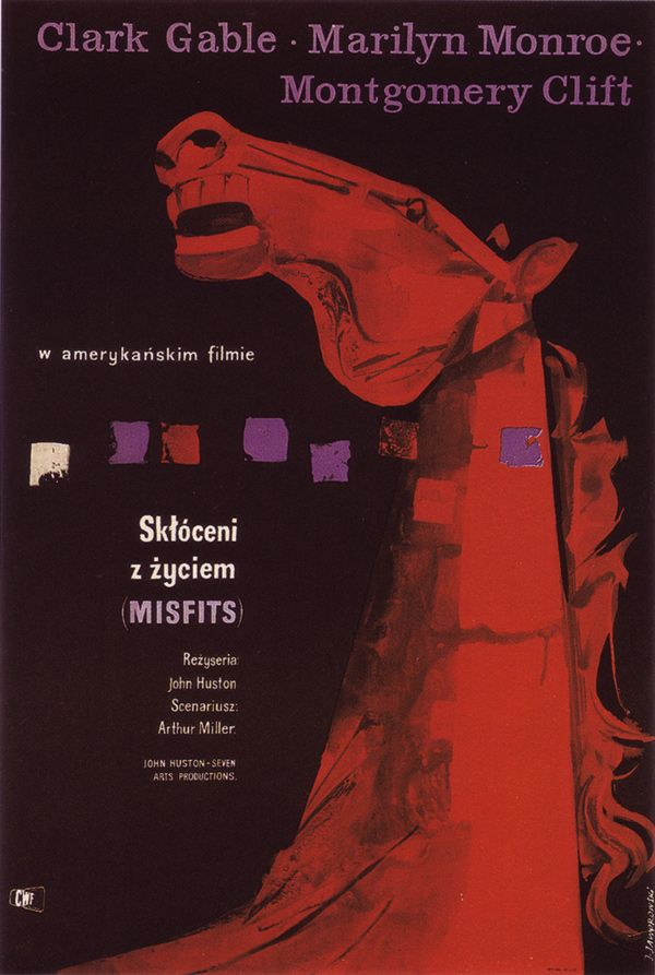 The Misfits by Jerzy Jaworowski (1962)