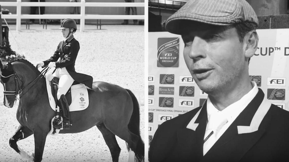 Carl Hester: Nip Tuck Misses Valegro
