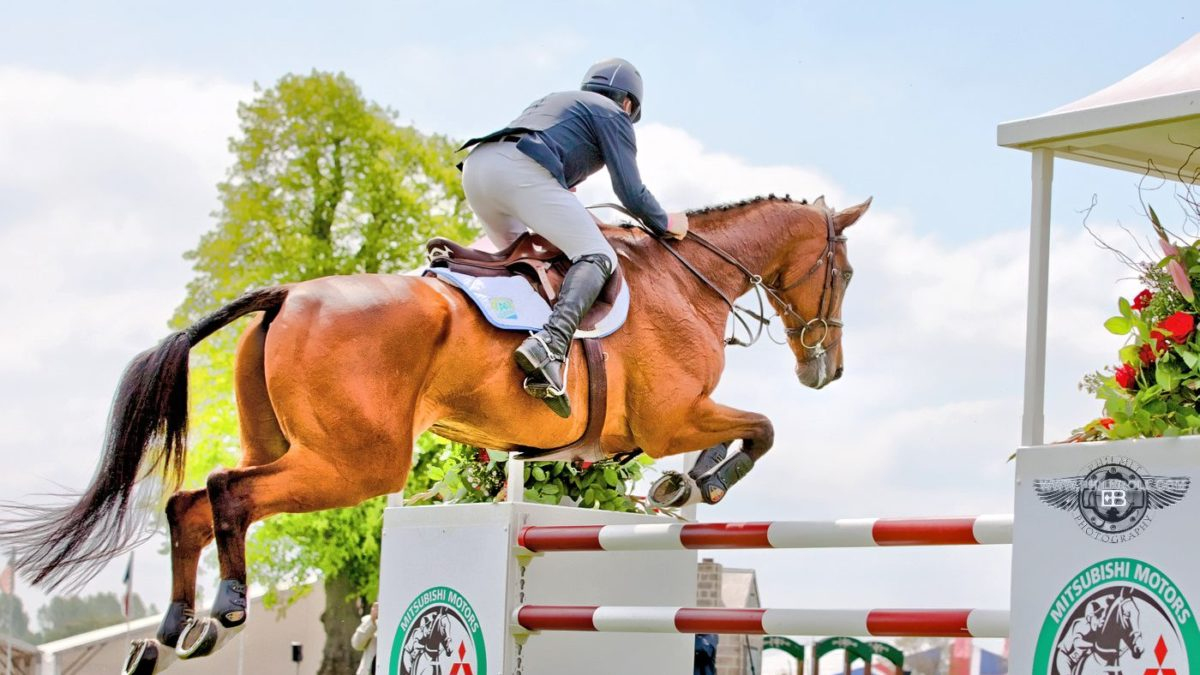 A Front Row Seat for the Badminton Horse Trials 2017