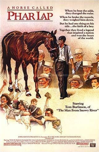 Pharlap-move-poster
