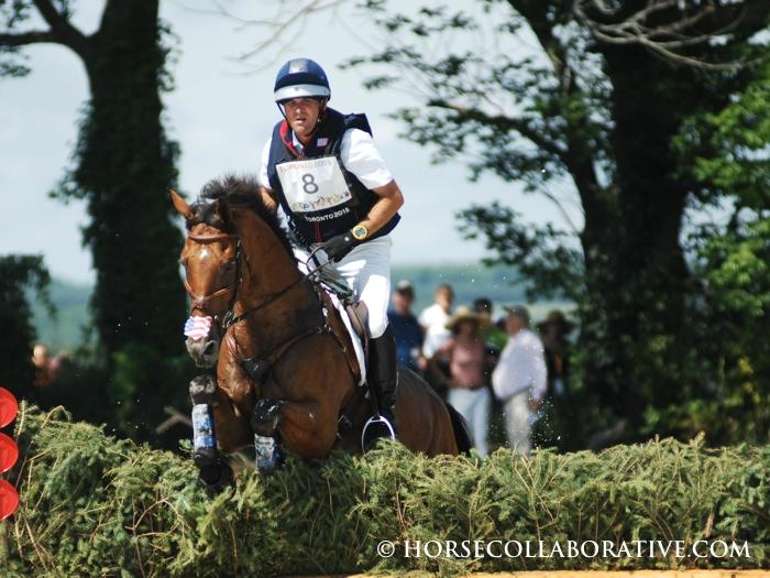 Phillip Dutton and Irish Sport Horse Fernhill Fugitive.