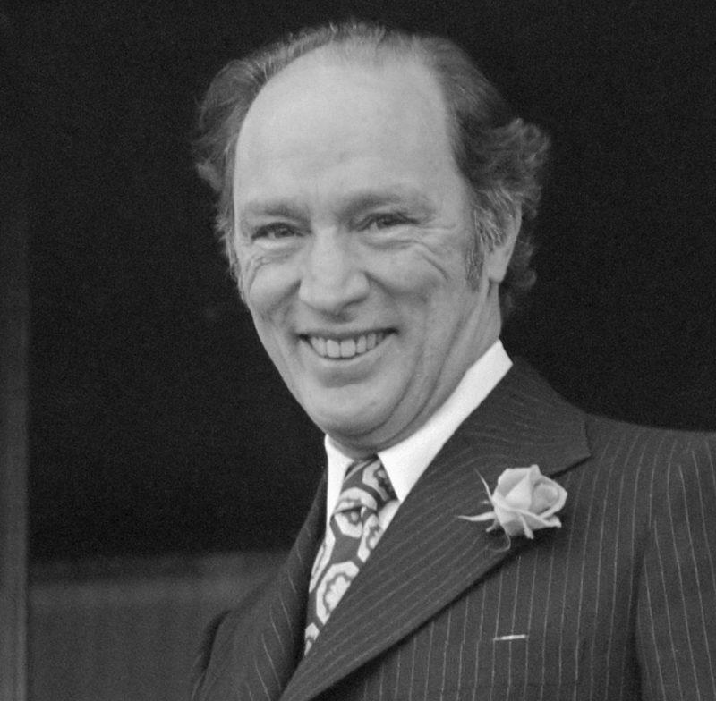 Pierre Trudeau (1975)