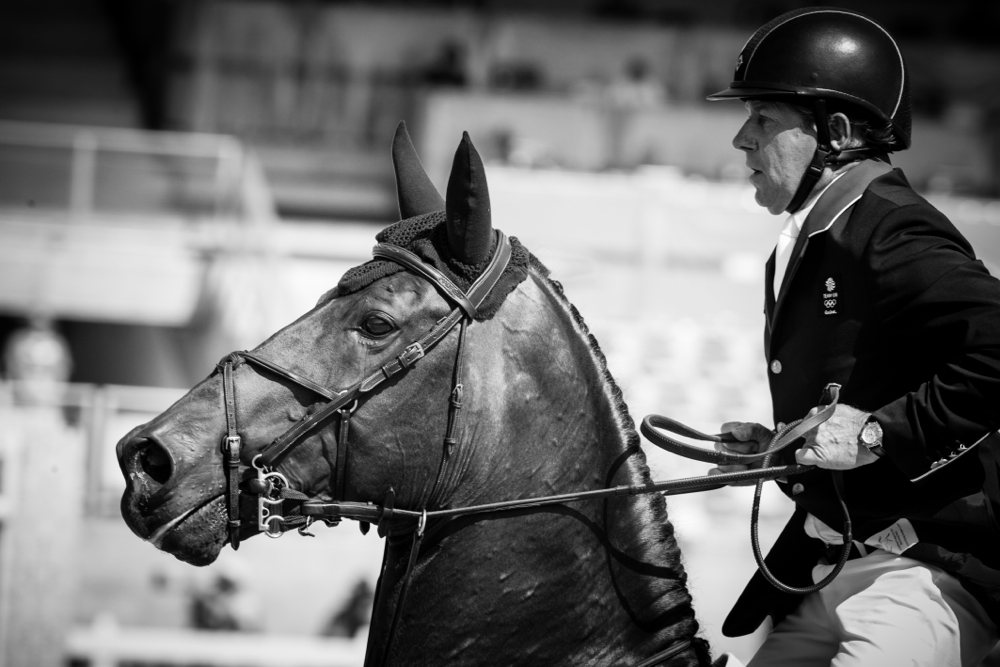 ©FEI/Eric KNOLL. Olympic Games Rio 2016. Jumping