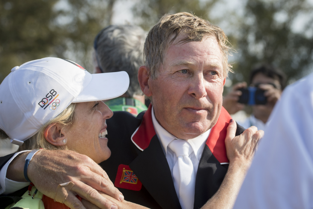 Nick Skelton Joined Twitter Two Weeks Ago and It\'s Pure Gold