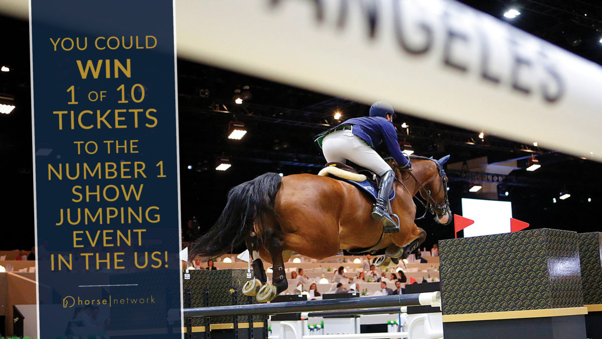 Enter now to win your ticket to the longines masters of for Enter now to win