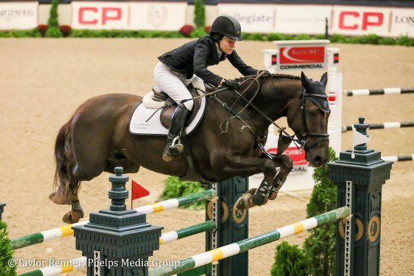 Katie Dinan and Dougie Douglas (©Taylor Renner/Phelps Media Group)