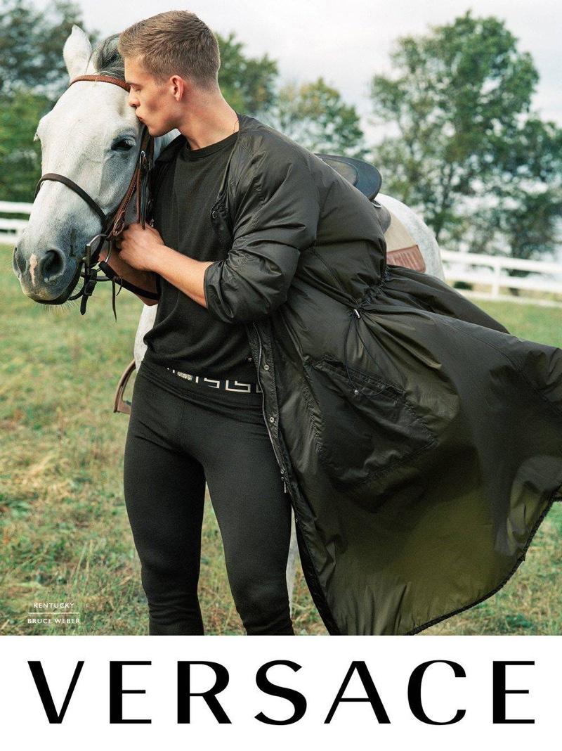 Bruce Weber/Versace