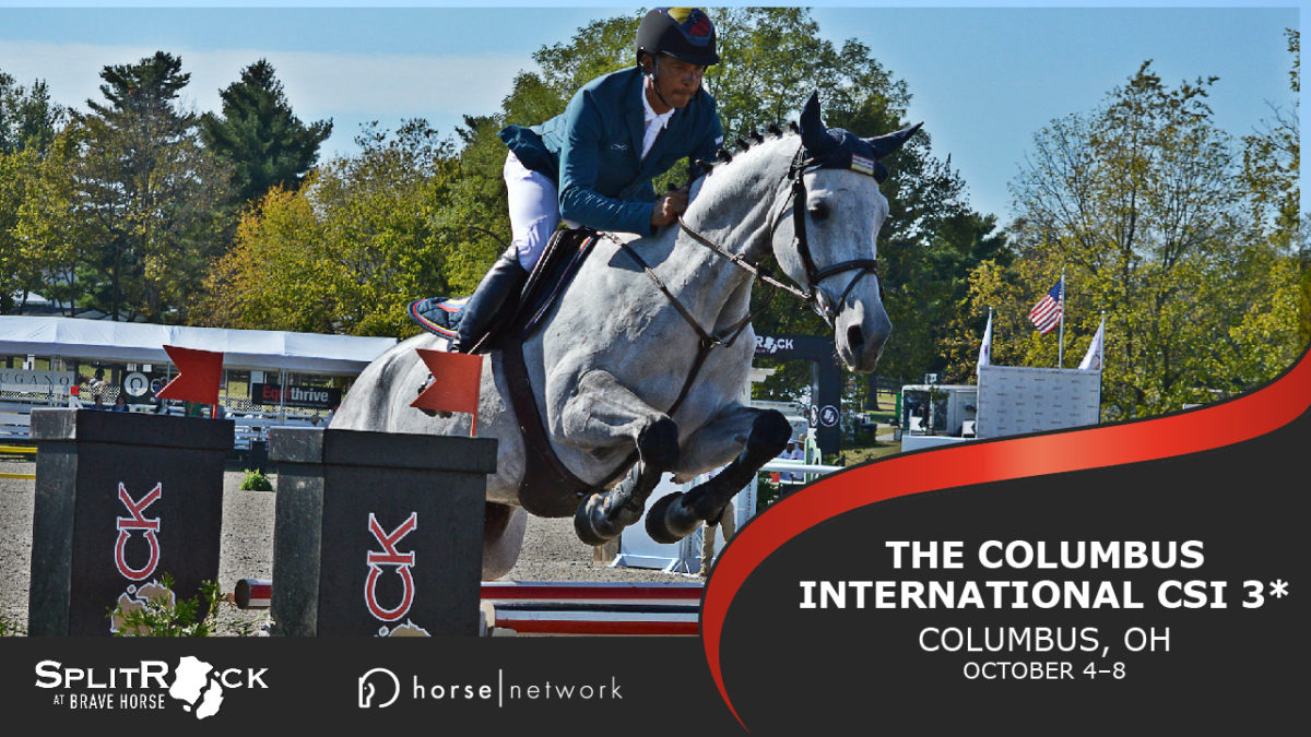 [Livestream] Columbus International Presented By Split Rock Jumping Tour