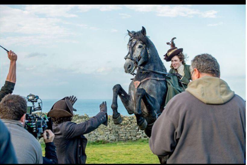 The Horses of Poldark