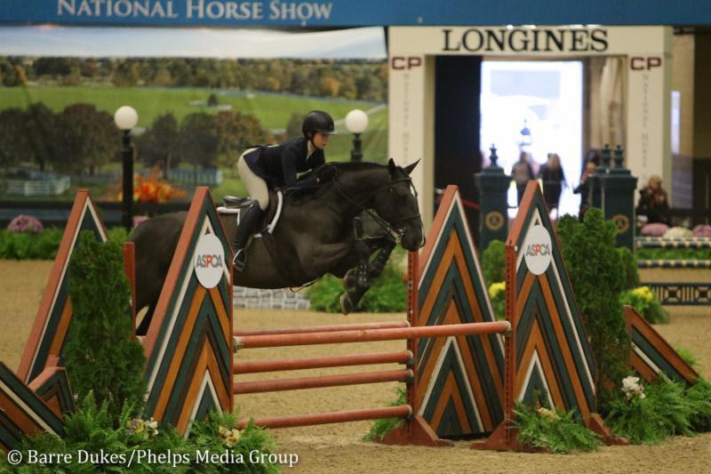 ICYMI: Madison Goetzmann's Winning Ride in the 2017 ASPCA Maclay Final