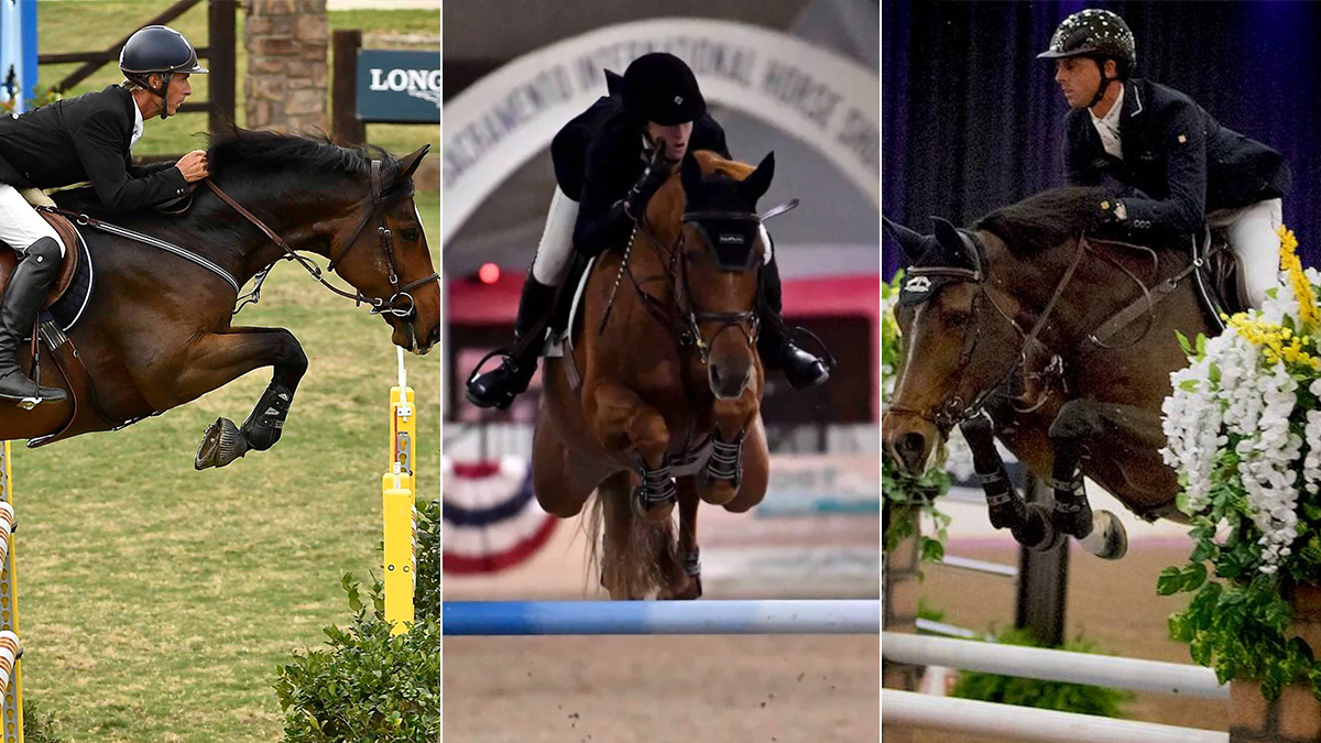 Odds in Their Favor: Expert Picks for the Longines FEI World Cup™ Jumping Las Vegas