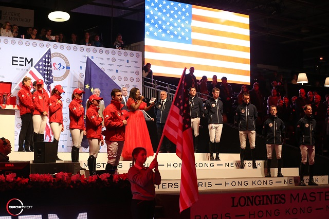 Super Quelle Dommage! Team USA Falls to Europe, a Story in Pictures PR-96