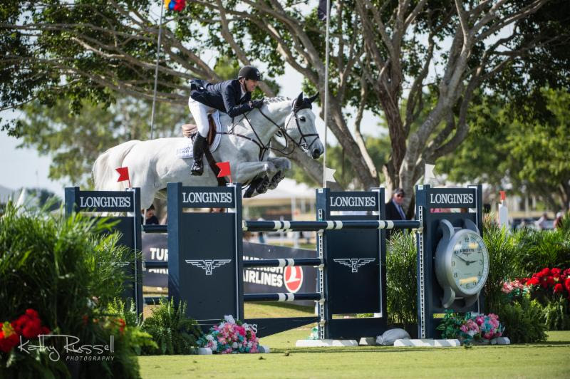McLain Ward Planned to Win, So He Did