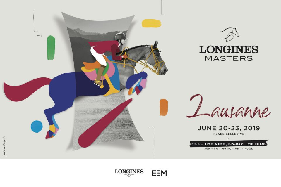 Longines Masters Is Lausanne Bound