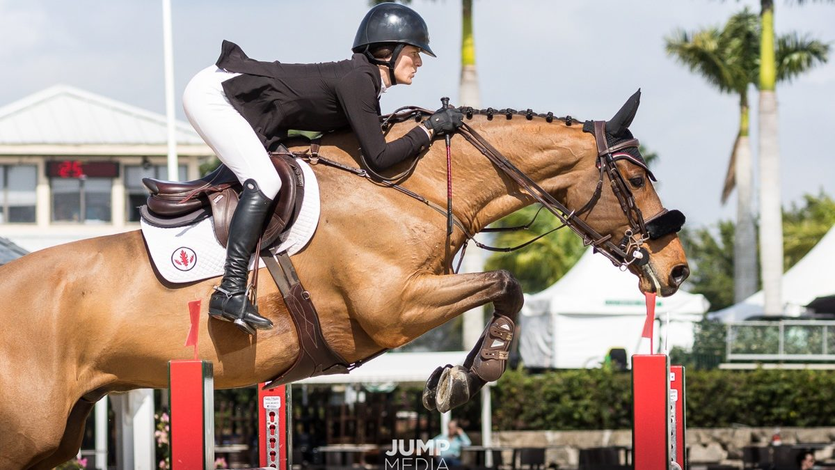 Three Things Foxhunting Has Taught Sloane Coles About Show Jumping